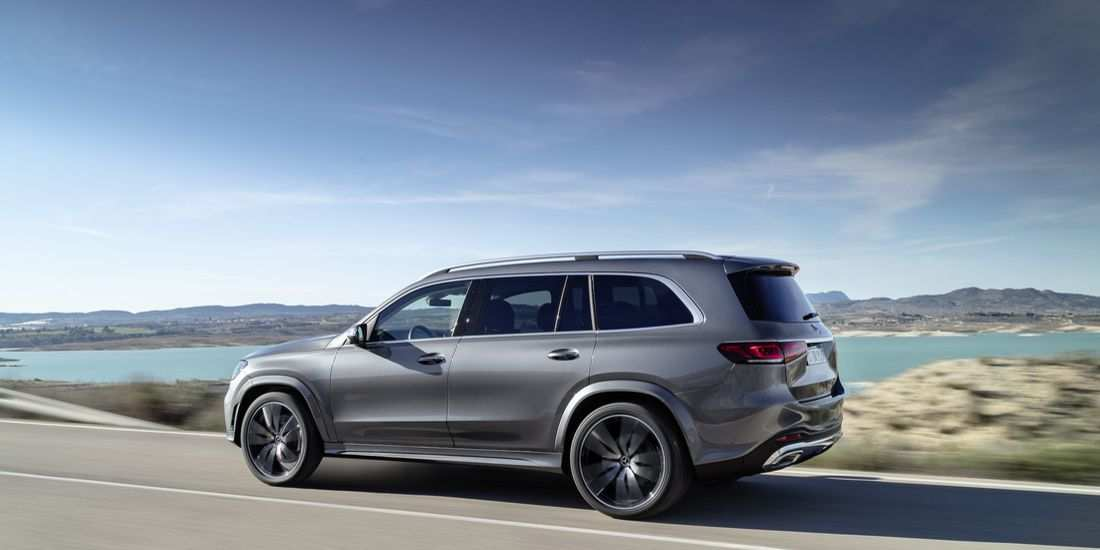 34 All New Mercedes 2019 Gls Spesification