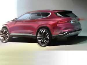 34 All New New Hyundai Santa Fe 2020 Release Date and Concept