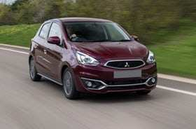 34 All New New Mitsubishi Mirage 2020 Release