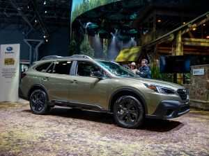 34 All New Subaru Usa 2020 Outback Interior