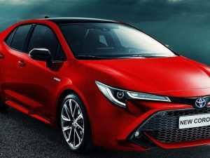 34 All New Toyota Corolla 2020 Qatar Pictures