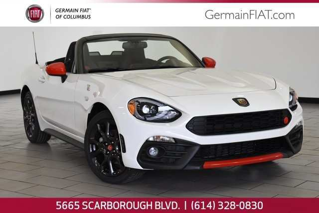 34 Best 2019 Fiat Spider Abarth Redesign And Concept