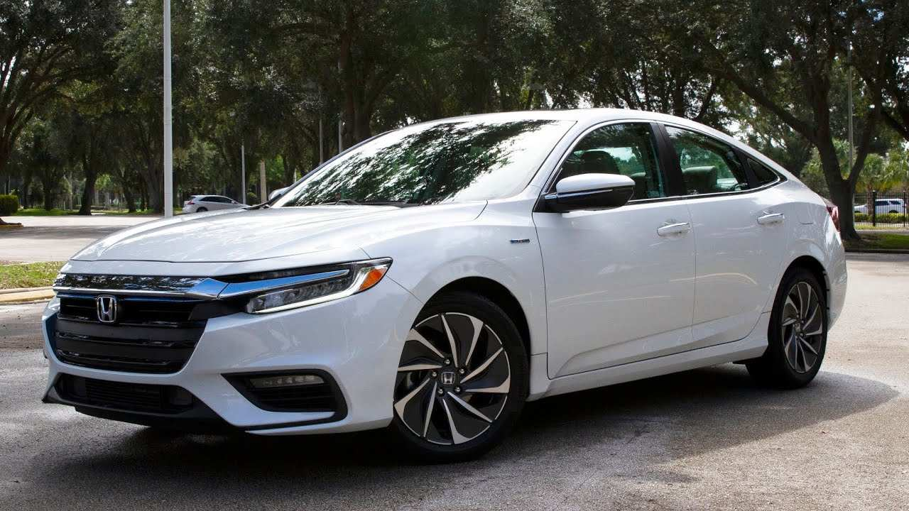 34 Best 2019 Honda Insight Review Engine