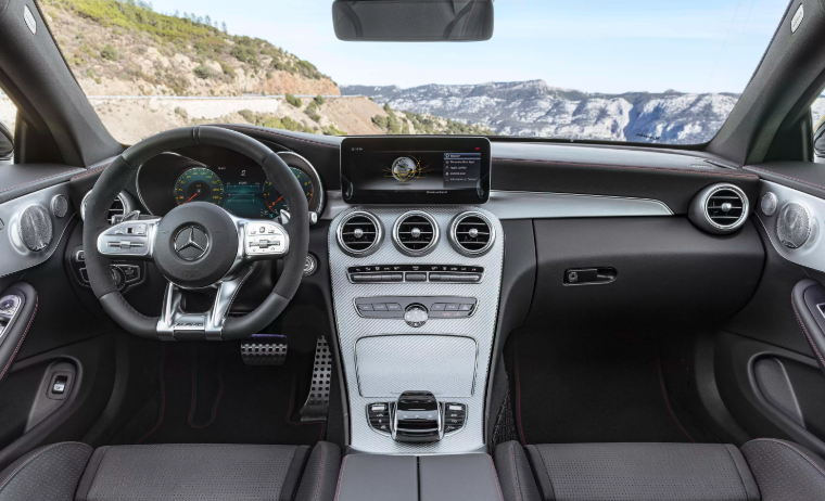 34 Best Mercedes C 2019 Interior Release Date