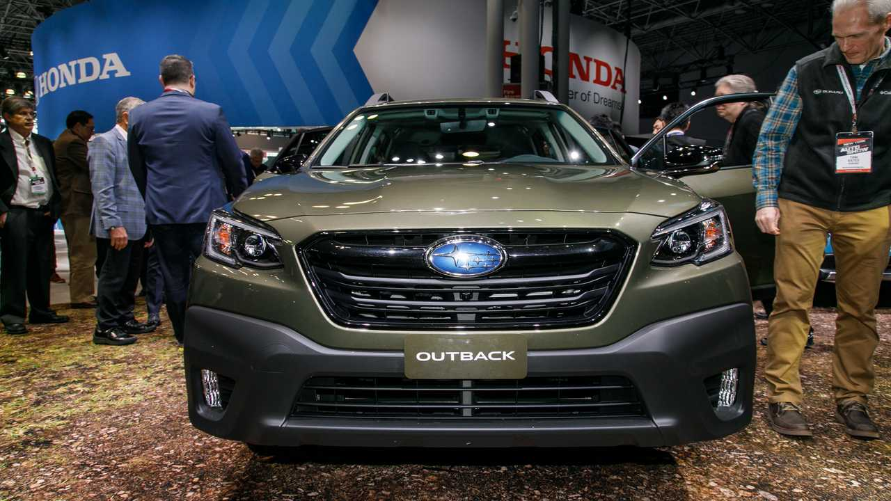 34 Best Subaru Outback 2020 Model Wallpaper