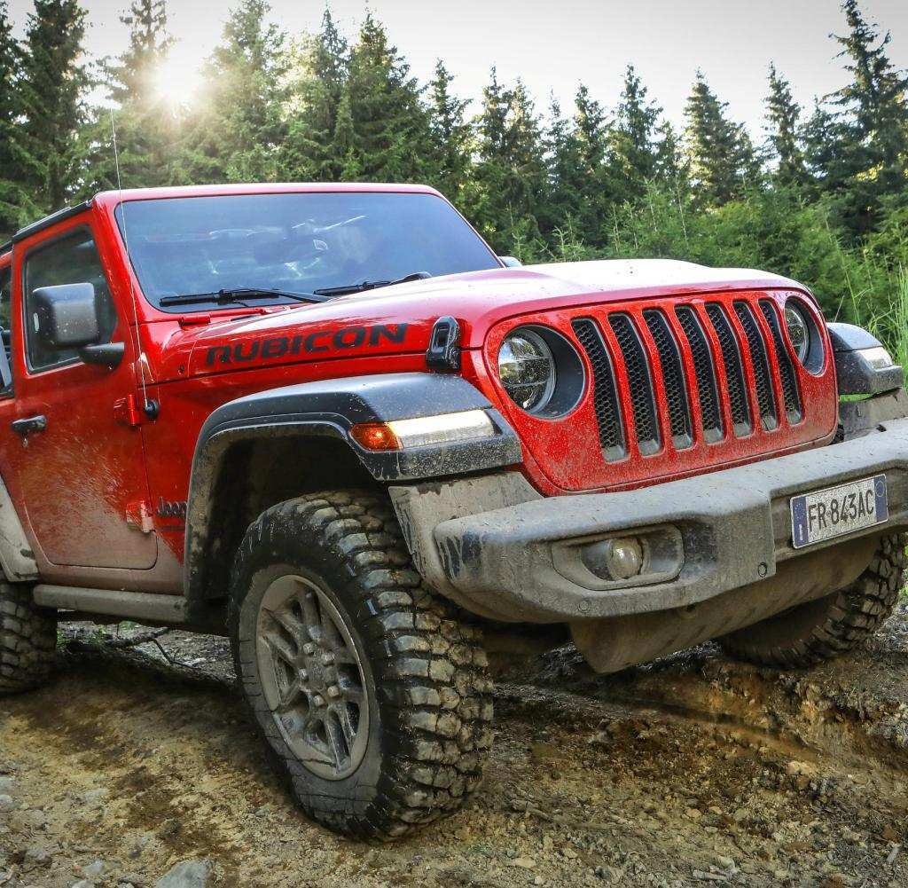 34 New 2019 Jeep Wrangler Diesel Review New Model And Performance