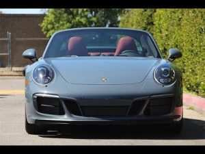 34 New 2019 Porsche Targa 4 Gts Price and Review