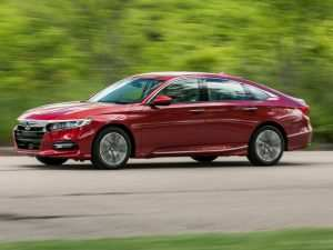 34 New 2020 Honda Accord Release Date Style