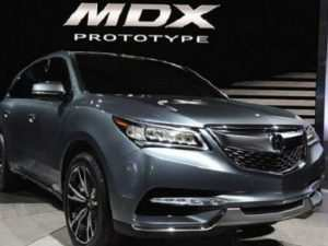 34 New Acura Mdx 2020 Rumors Redesign and Concept
