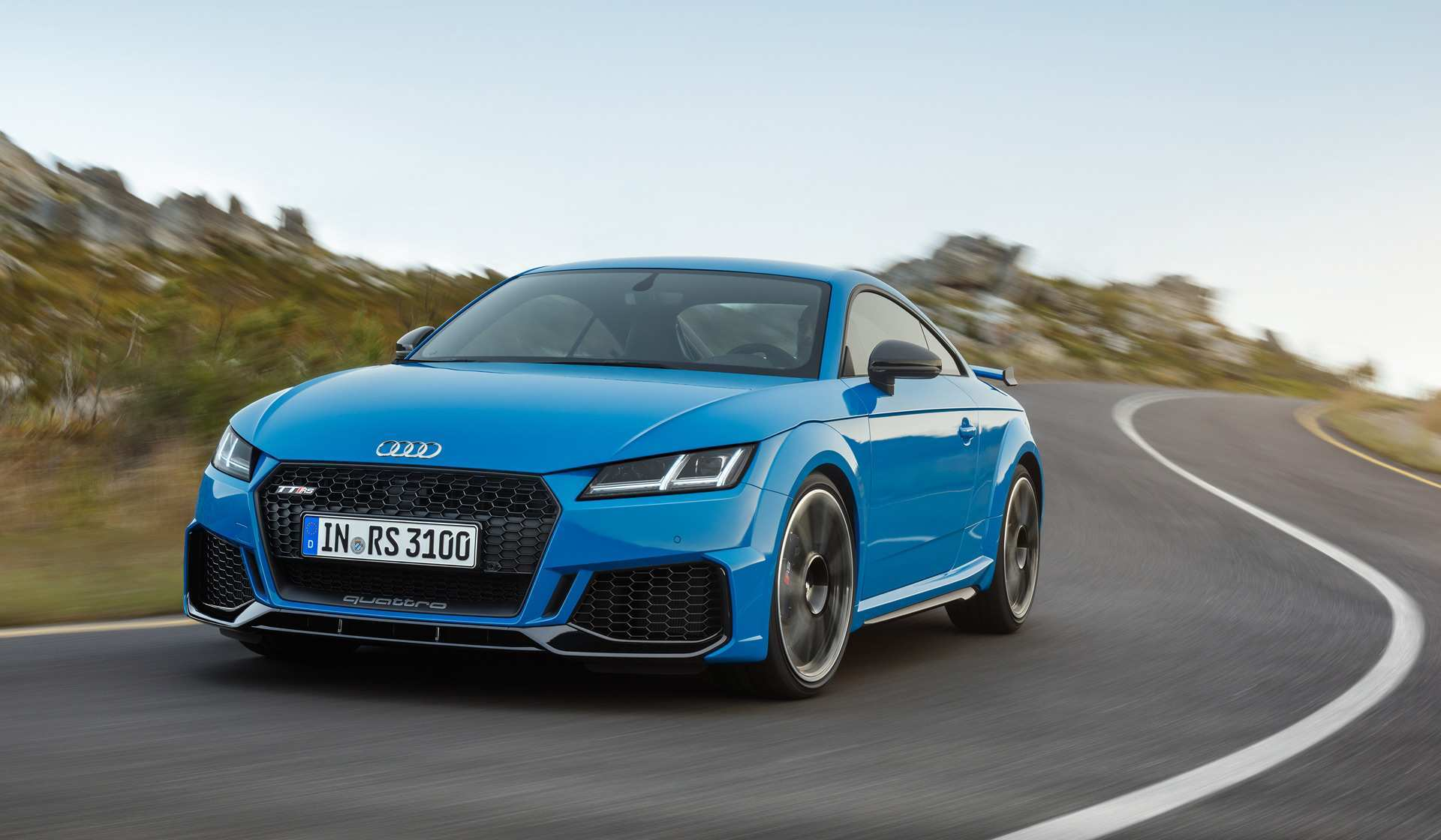 34 New Audi Tt Rs 2020 Spesification