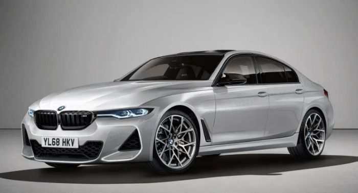 34 New BMW New 5 Series 2020 Ratings