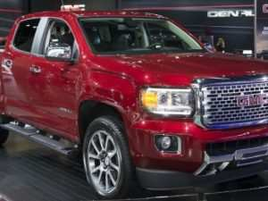 34 New Gmc Canyon Denali 2020 Performance and New Engine