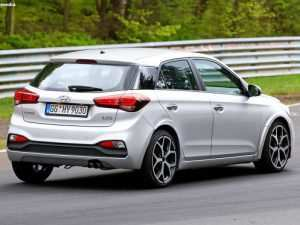 34 New Hyundai I20 2020 Spy Shoot
