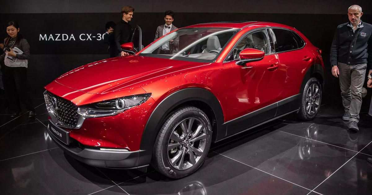 34 New Mazda Cx 30 2020 Redesign And Review