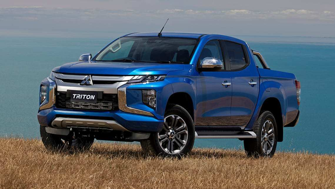 34 New Mitsubishi Sportero 2019 Ratings