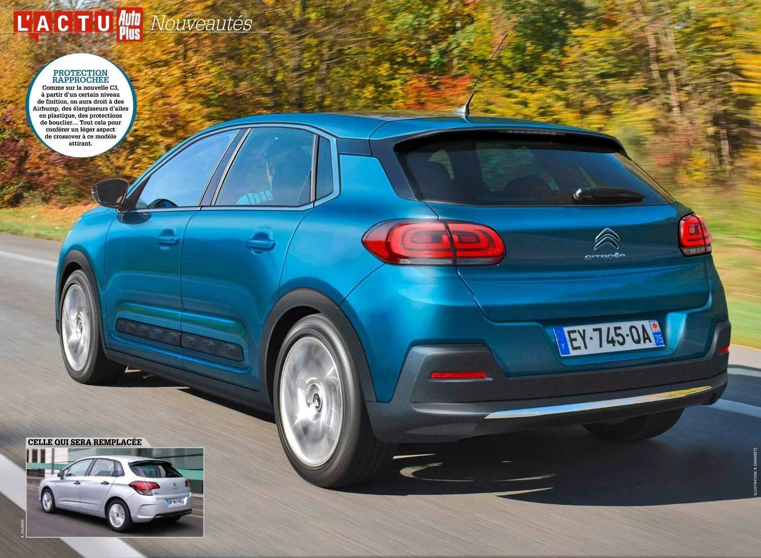 34 New Nouvelle Citroen 2020 Review And Release Date