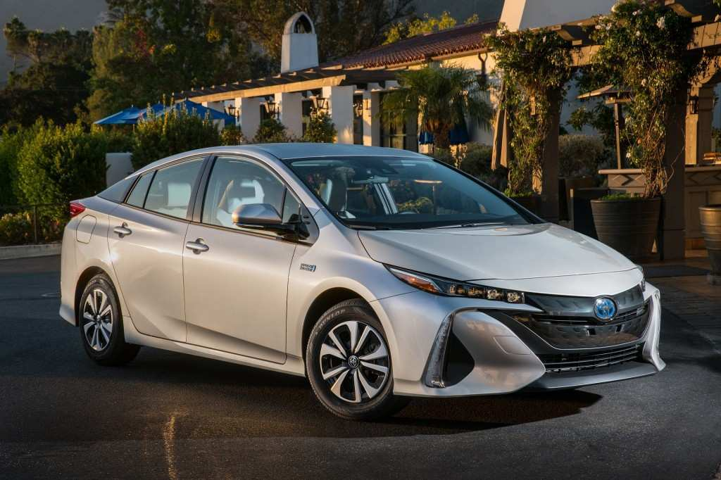 34 New Toyota Prius 2020 Wallpaper