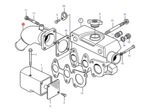 34 New Volvo Md2020 Anode Configurations