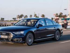 34 The 2019 Audi A8 Features Overview