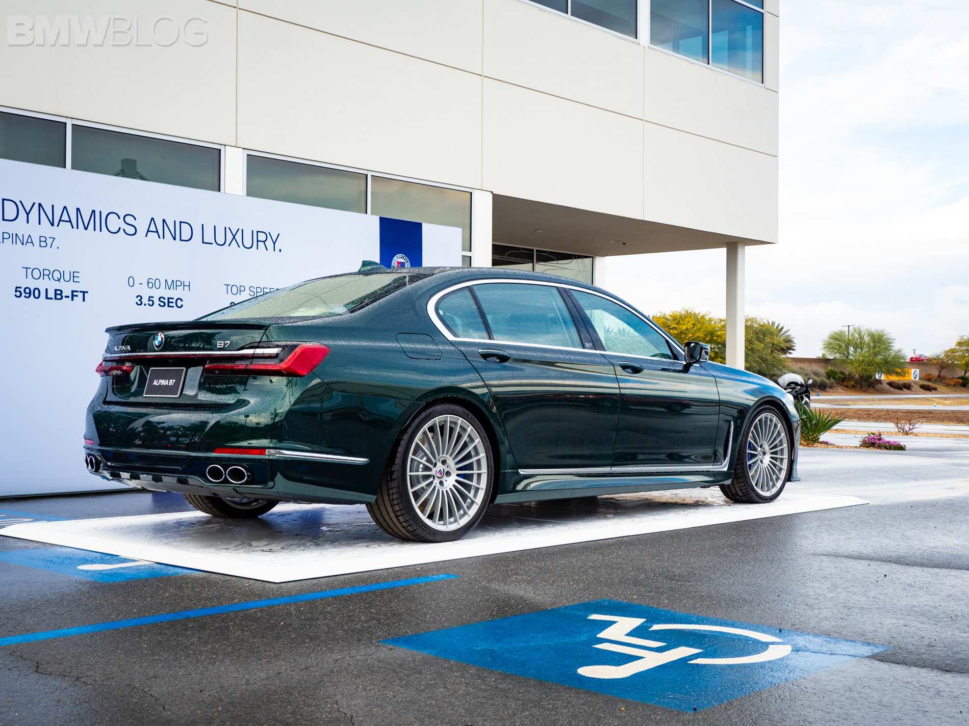 34 The 2019 Bmw B7 Pricing