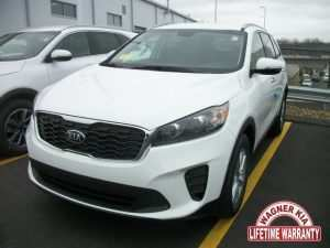 34 The 2019 Kia Sorento Price Speed Test