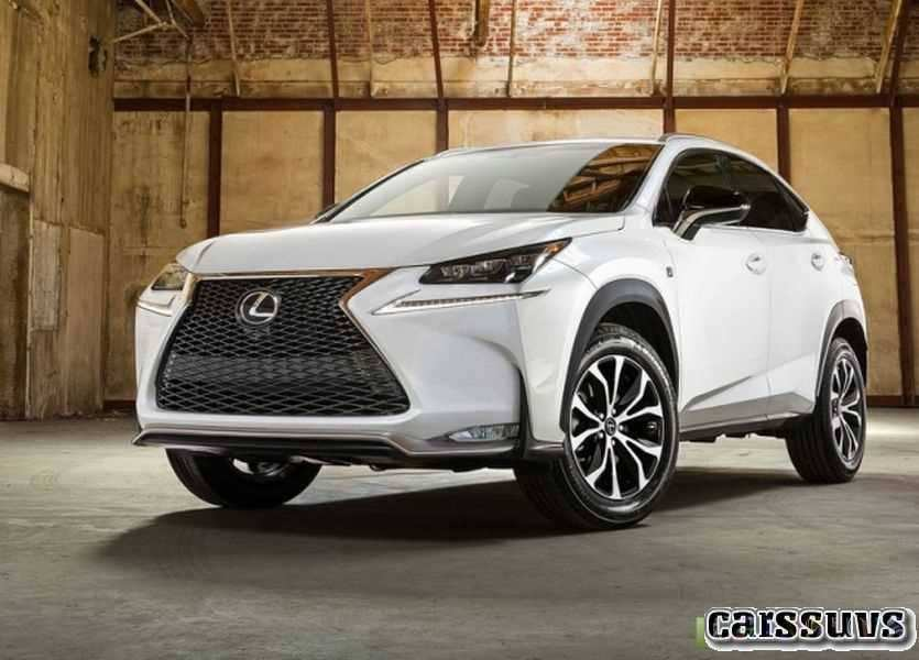 34 The 2019 Lexus Nx200 Concept And Review