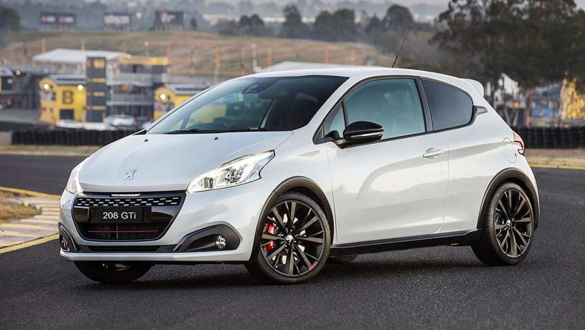 34 The 2019 Peugeot 208 Gti Performance And New Engine