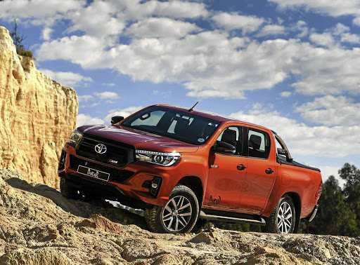 34 The 2019 Toyota Hilux Facelift Specs And Review