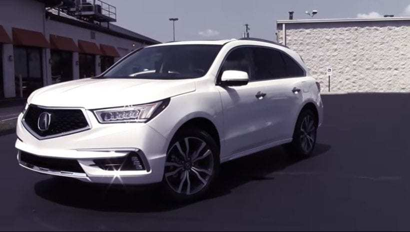 34 The 2020 Acura Mdx Spy Photos Specs And Review