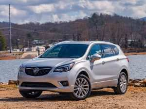 34 The 2020 Buick Envision Release Date Review