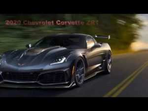 34 The 2020 Chevrolet Corvette Zr1 New Review