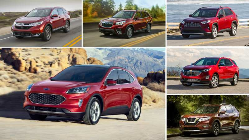 34 The 2020 Ford Crossover Rumors