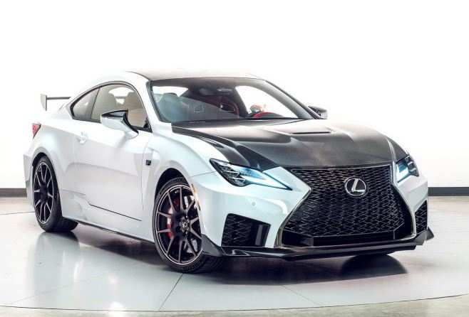 34 The 2020 Lexus Rc F Track Edition 0 60 Pictures