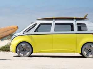 34 The 2020 Vw Bus Review and Release date