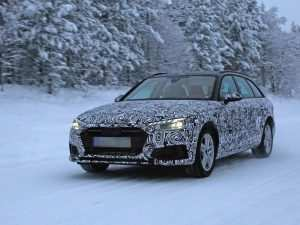 34 The Audi A4 Model Year 2020 Prices