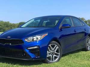34 The Best 2019 Kia Forte Release Date and Concept
