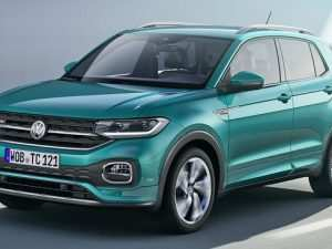 34 The Best 2019 Volkswagen Cross Sport Exterior and Interior