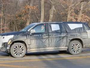 2020 Cadillac Escalade News