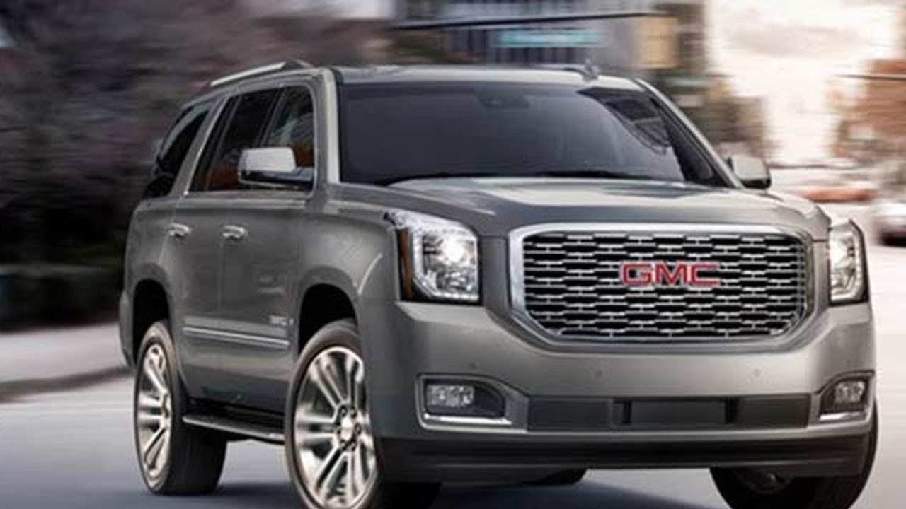 34 The Best 2020 Gmc Yukon Photos