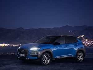 34 The Best 2020 Hyundai Kona Hybrid Spy Shoot