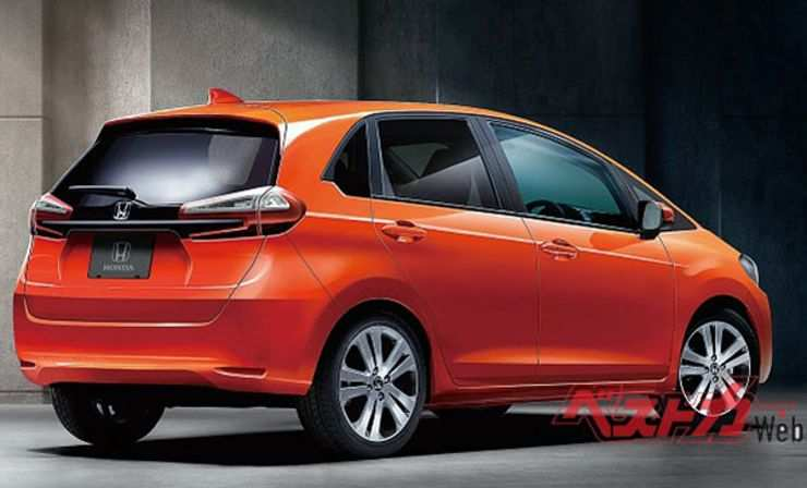 34 The Best Honda New Jazz 2020 Review And Release Date