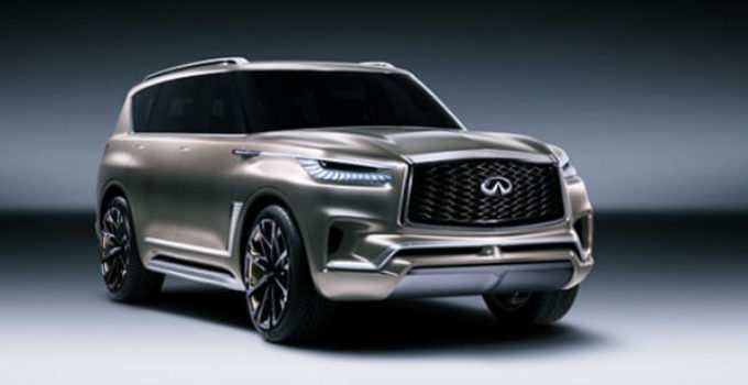 34 The Best Infiniti Truck 2020 Price And Release Date