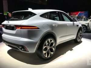 34 The Best Jaguar E Pace 2020 New Model and Performance