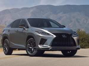 34 The Best Lexus Es 350 F Sport 2020 Exterior and Interior
