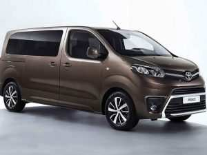 34 The Best Toyota Bus 2020 Release