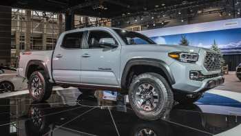34 The Best Toyota Tacoma 2020 Release Date Research New