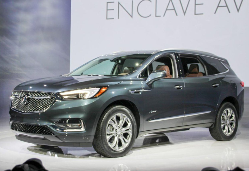 34 The Buick Enclave 2020 Price