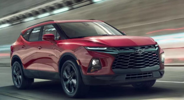 34 The Chevrolet Blazer Ss 2020 Price And Release Date