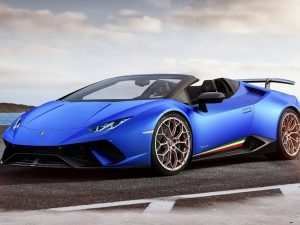 34 The Lamborghini Bis 2020 Speed Test