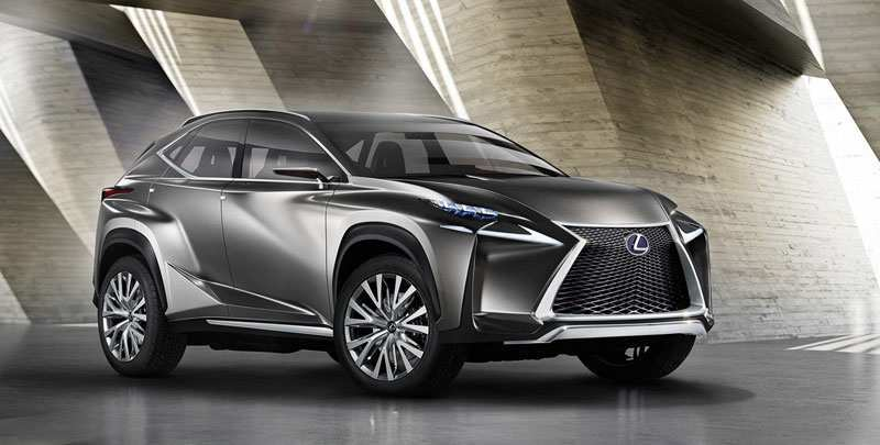 34 The Lexus Nx 2020 Model Research New
